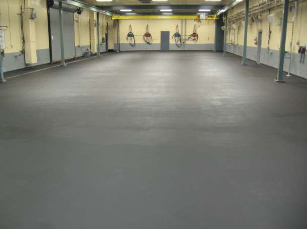 Anti-Static Flooring System (ESD)